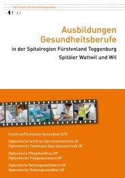 SRFT_Broschüre_Ausbildungen_Web3.pdf - Spitalregion ...