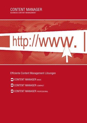 Download Infoprospekt - Inside Communication