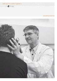 Geschäftsbericht SRFT 2011 - Spitalregion Fürstenland Toggenburg