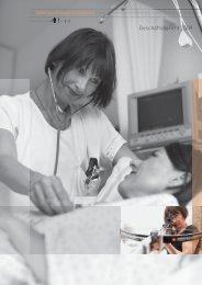 Geschäftsbericht SRFT 2009 - Spitalregion Fürstenland Toggenburg