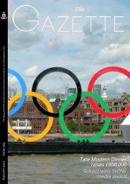 Issue 304 - Autumn 2012 - The John Carpenter Club