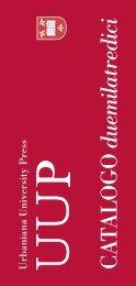 Catalogo 2013 1,2 Mb - Pontificia Università Urbaniana
