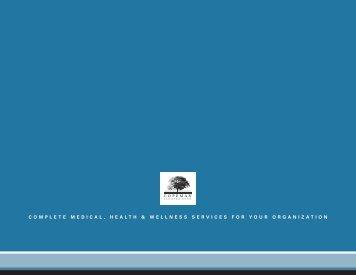Executive Program brochure - Copeman Healthcare Centre