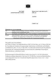 11439/10 mt/DK/hü 1 DG H 2B RAT DER EUROPÄISCHEN UNION ...