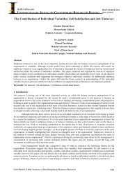 The Contribution of Individual Variables - journal-archieves8 - Webs