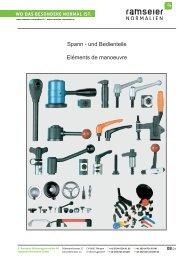 Eléments de manoeuvre [PDF 14,05 MB] - Ramseier-Normalien