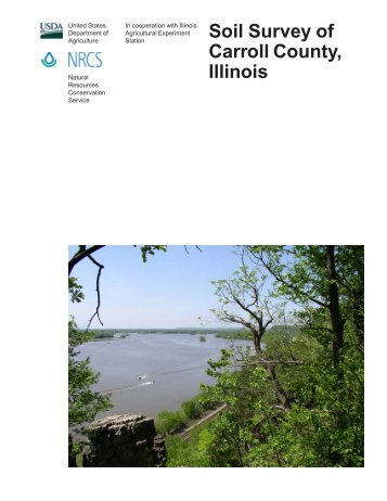Soil Survey of Carroll County, Illinois - Soil Data Mart - US ...