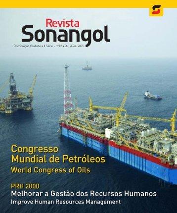 Congresso Mundial de Petróleos Congresso Mundial de Petróleos