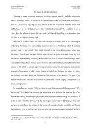 Help me write shakespeare studies research proposal