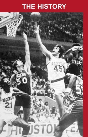 THE HISTORY - NBA Media Central