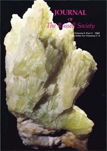 to download volume 4 issue 2 - Mindat