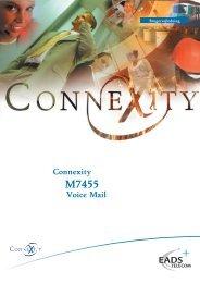 Connexity Voice Mail