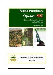 Buku Panduan Operasi RIL - Responsible Asia Forestry and Trade