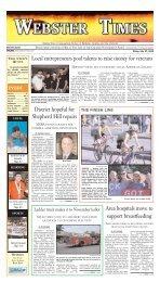 July 27, 2012 - Southbridge Evening News
