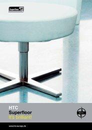 Das HTC Superfloor - Steinveredelung Nyfeler