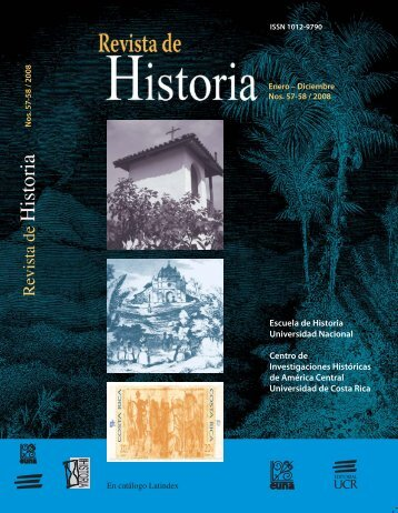 Historia - Revista Historia - Universidad de Costa Rica