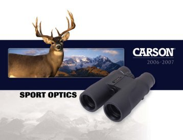 NEW! - Carson Optical