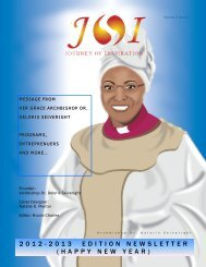 2012-2013 EDITION NEWSLETTER (HAPPY NEW YEAR) - National ...