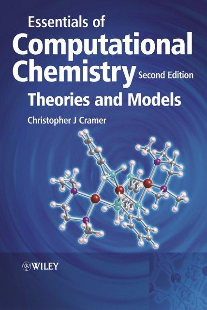 Essentials of Computational Chemistry