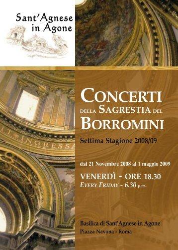 Concerti borromini.qxd - Ecoensemble trio