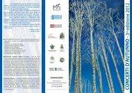pieghevole Concerti d'autunno - Associazione Culturale ARTEXE