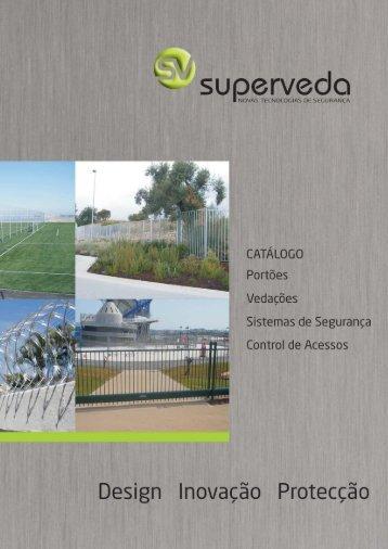 Download do catálogo completo - Superveda