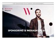 SponSoring & MEDiADATEn 2012 - Stier Communications AG