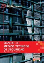 manual de medios tecnicos de seguridad - Seguridad y Defensa