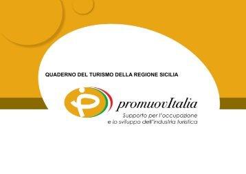 REGIONE SICILIA - Promuovi Italia