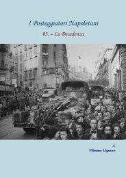 I Posteggiatori Napoletani 03. – La Decadenza - Vesuvioweb