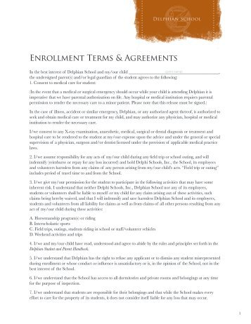 Studentqld health terms of agreement information for students enrollment terms agreements delphian school platinumwayz