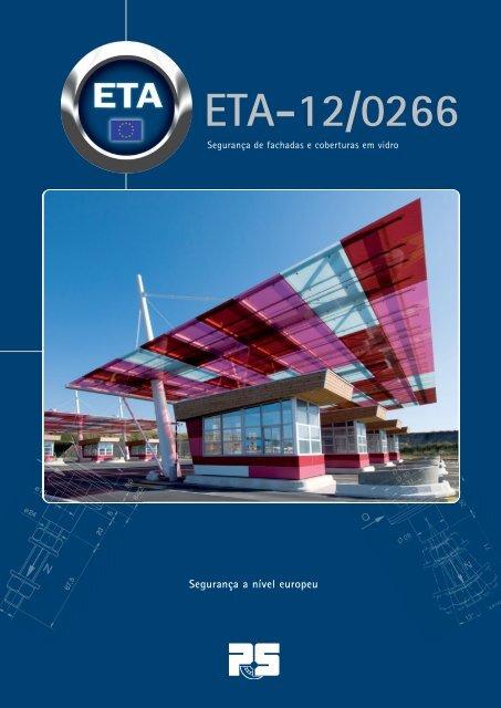 ETA-12/0266 - security for facade and over - Pauli