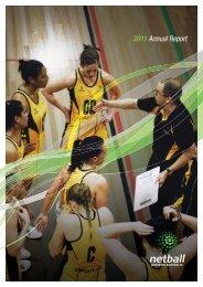 NEBA0007-A4 2011 Annual Report.indd - Netball WA