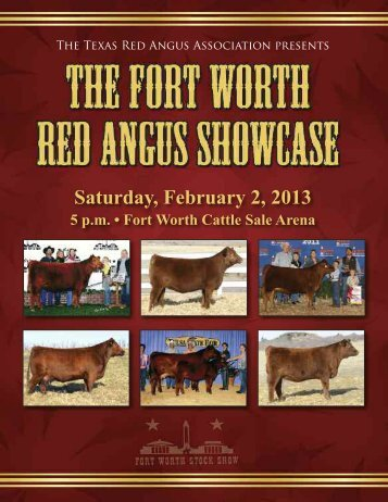 to download the catalog - Red Angus World