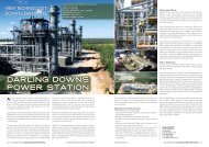 darling downs power station - Australian National Construction Review