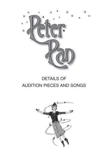 Script Peter Pan