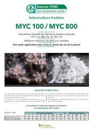 MYC 100 / MYC 800 - Hortalis