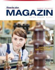 Illwerke VKW Magazin - Dezember 2011