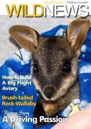 October 2012 - Wildcare Australia