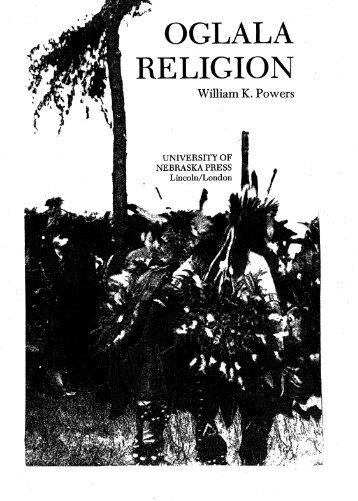OGLALA RELIGION - Villanova University