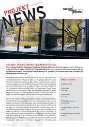 ZOO BASEL: NEUE ERLEBNISWELT FÜR ... - Stokar+Partner AG