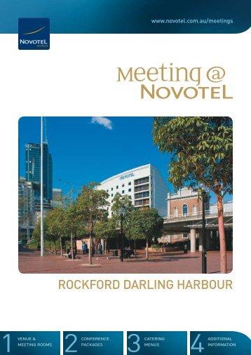 ROCKFORD DARLING HARBOUR - Short Lead