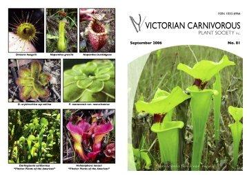 Travels around North Borneo – Part 1 - Victorian Carnivorous Plant ...