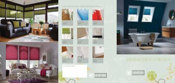 to view our brochure - Blinds Cheshire