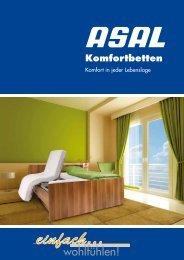 komfortbett-flyer - Asal
