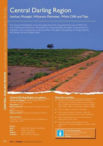 Central Darling Region (463kb PDF) - Long Paddock