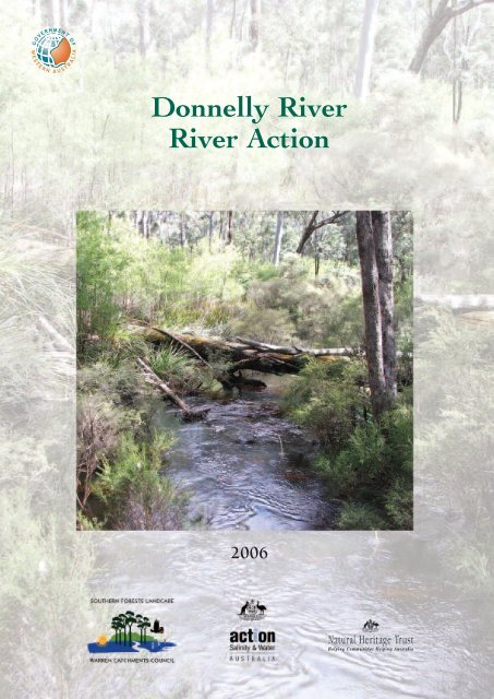 Donnelly River Action Plan Department Of Water