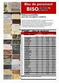 Bloc de parement ® - Bisotherm - Page 2