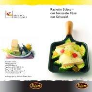 Der heisseste Käse der Schweiz