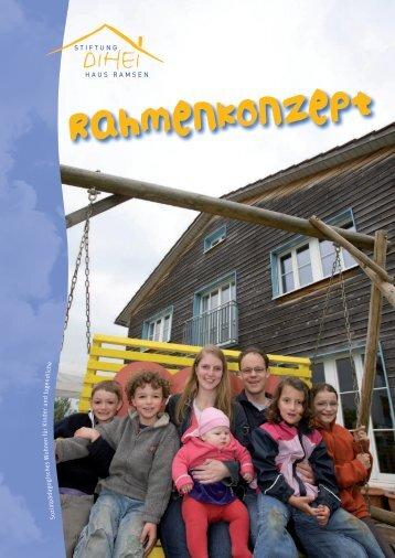 Rahmenkonzept Haus Ramsen (PDF) - Stiftung Dihei
